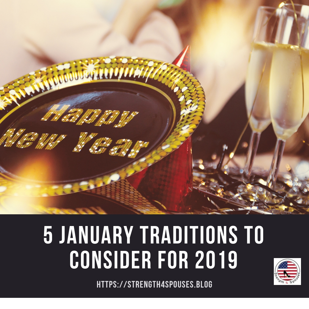 5 January Traditions to Consider for 2019