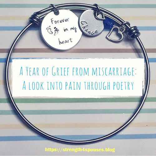 Surviving a Year of Grief From Miscarriage: A Look Into Pain Through Poetry