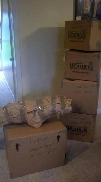 Express-shipment-boxes