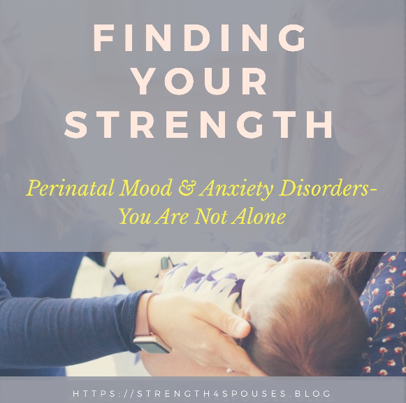 Perinatal Mood & Anxiety Disorders – You Are Not Alone