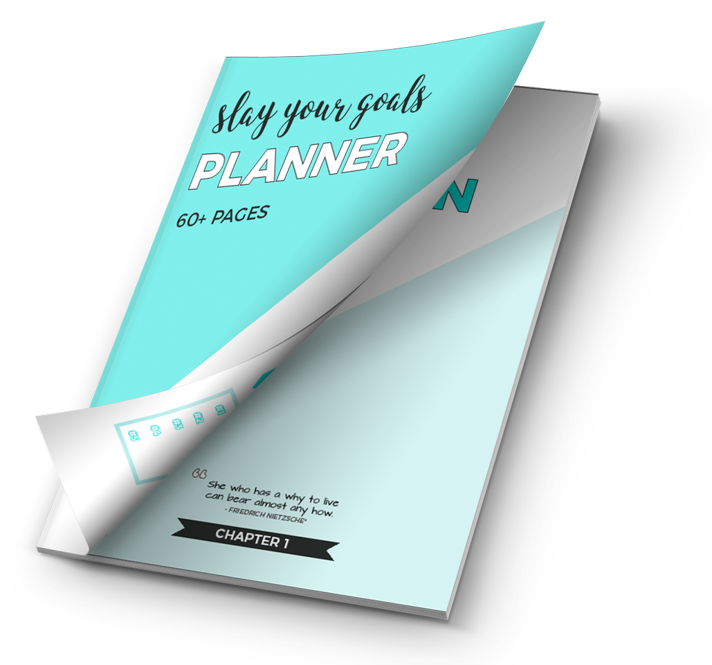 Slay Your Goals Planner-itsallyouboo.com-Cover 60 Pages_preview