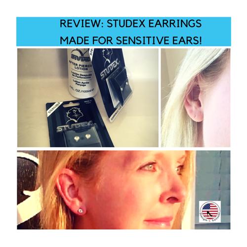 Review: Studex Earrings