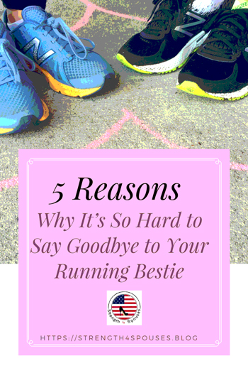 5 Reasons Why It's So Hard to Say Goodbye to Your Running Bestie