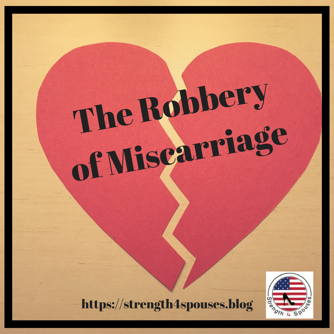 The Robbery of Miscarriage