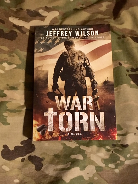 "Review of the Novel ""War Torn"""