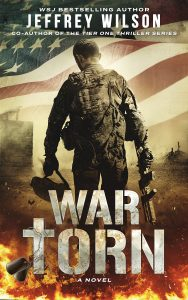 """cover of the book """"War Torn"""""""