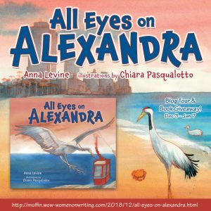 cover of the book All Eyes on Alexandra