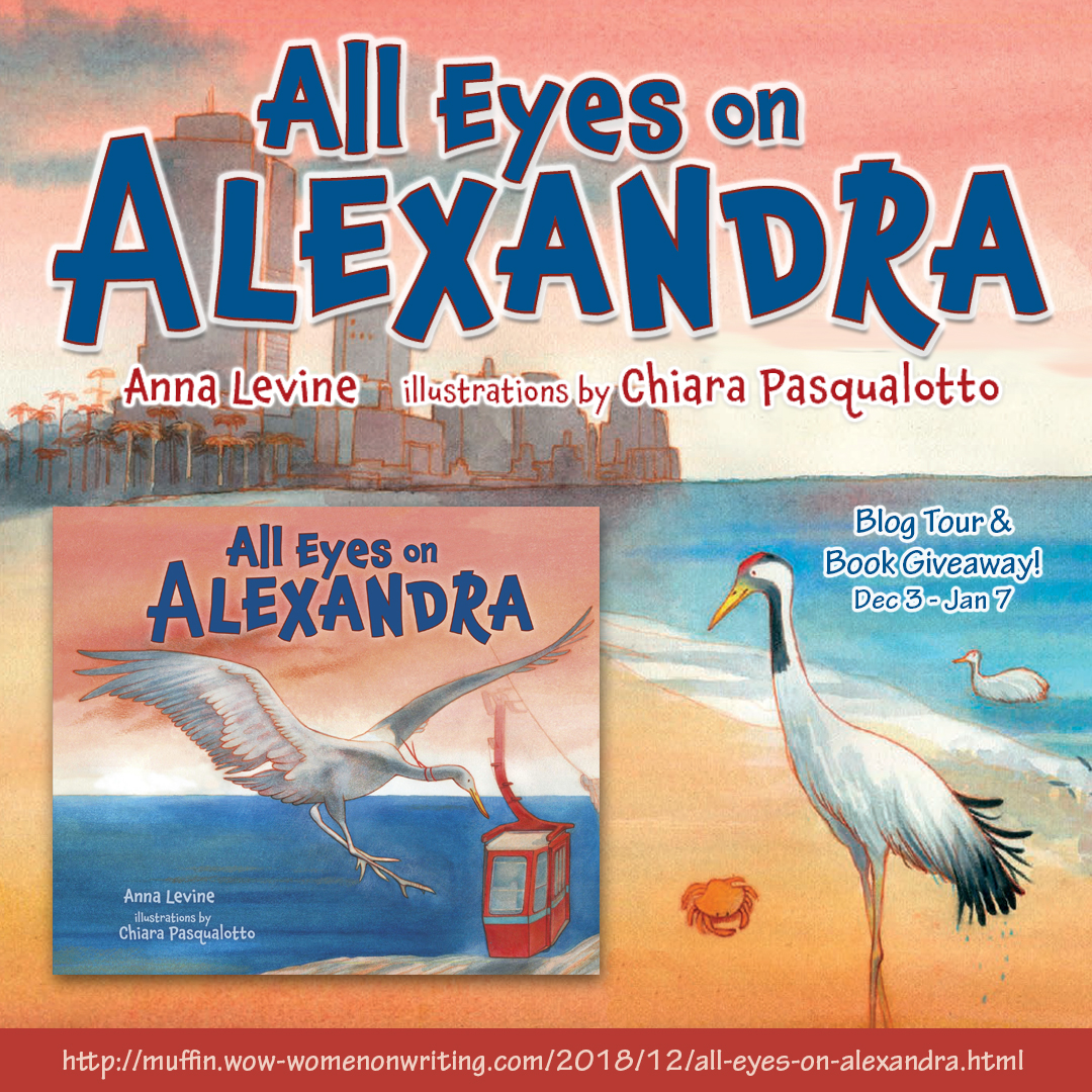 "WOW: Women on Writing's Blog Book Tour: Review of ""All Eyes on Alexandra"""