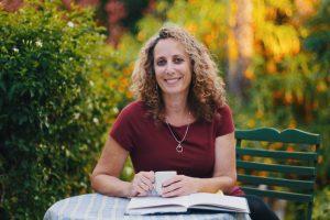headshot of the author Anna Levine