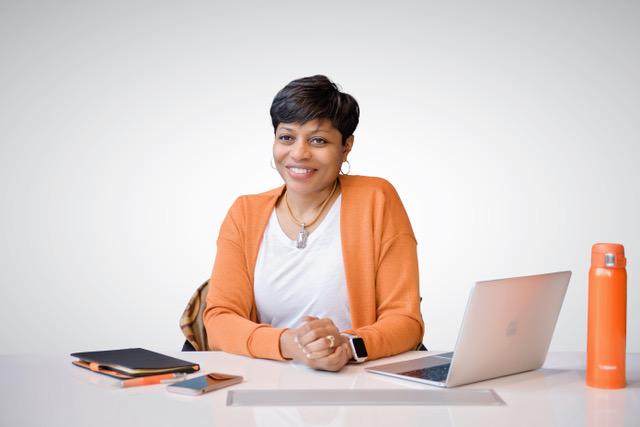 headshot of the author Karen Brown Tyson
