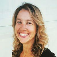 headshot of the author Kara Ludlow