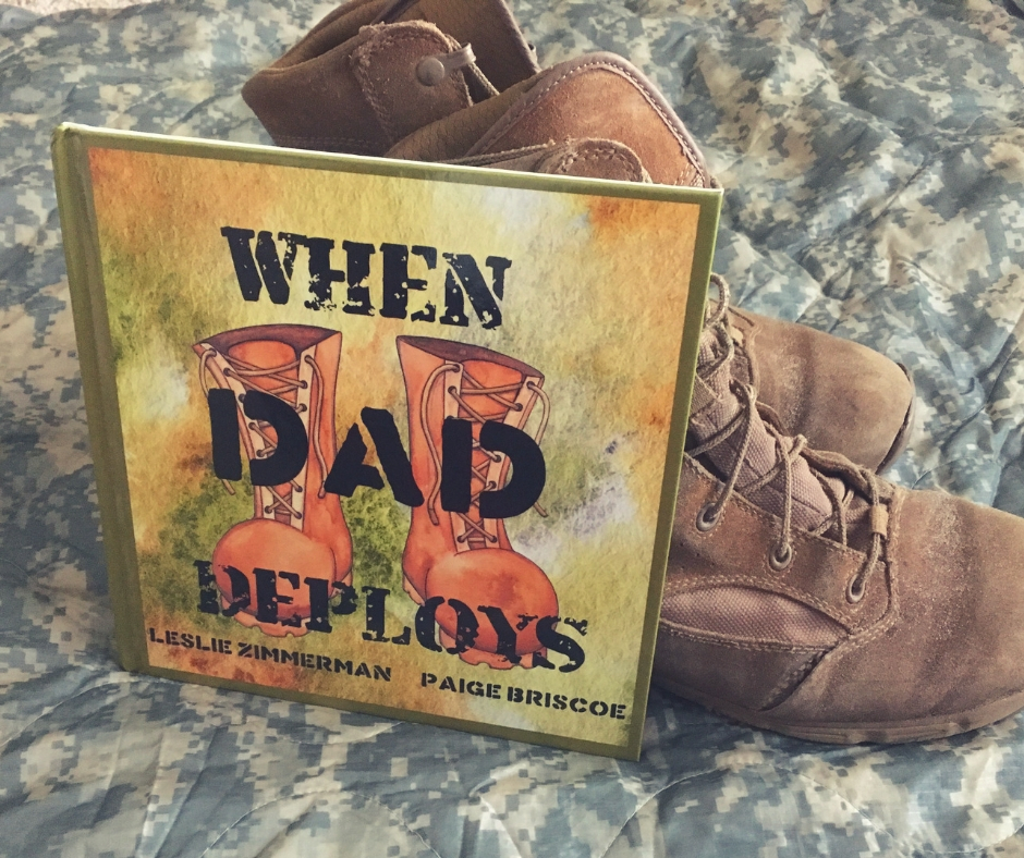 "Review of ""When Dad Deploys"""