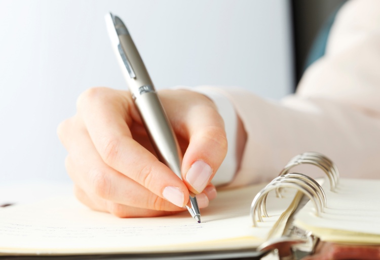 The Importance of Writing During Deployment