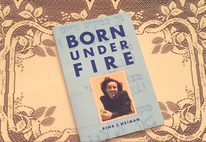 "WOW: Women on Writing's Blog Book Tour: Review of ""Born Under Fire"""