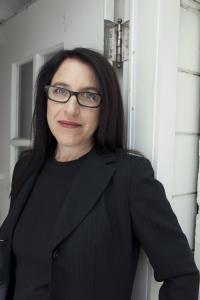 headshot of the author Rina Z. Neiman