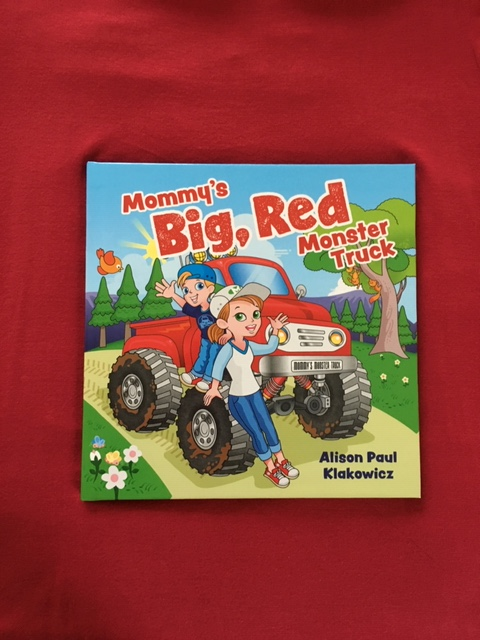 "Review of ""Mommy's Big, Red Monster Truck"""