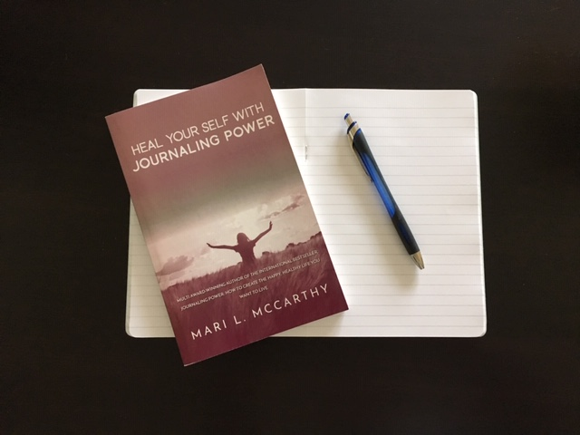 "Review of ""Heal Yourself with Journaling Power"""
