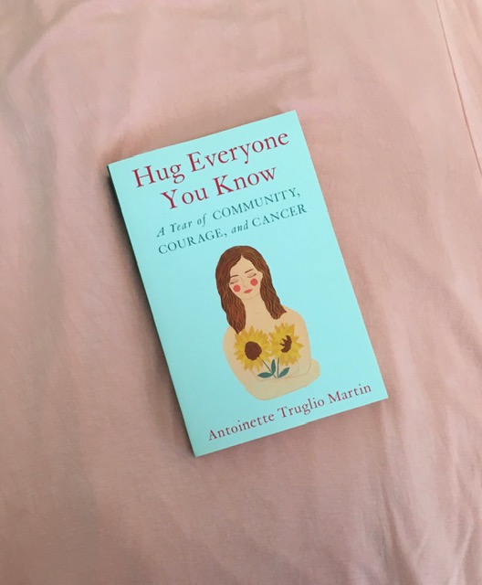 "WOW: Women on Writing's Blog Book Tour: Review of ""Hug Everyone You Know"""