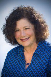 headshot of the author Antoinette Truglio Martin