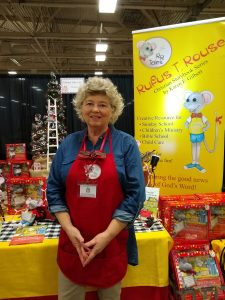headshot of the author Karen F. Gilbert