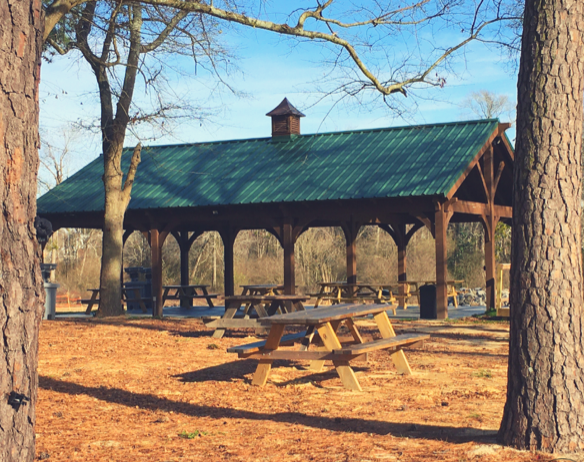 Rick's Place: A Hidden Outdoor Space in Fayetteville for Military Families
